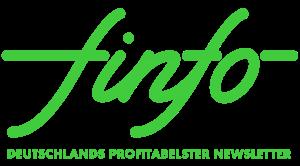finfo kostenloser Newsletter