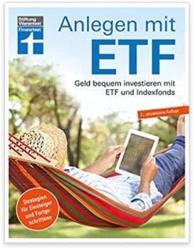Stiftung Warentest: Anlegen mit ETF Buch für Einsteiger